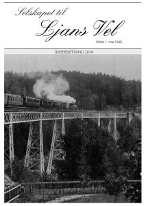 Årsberetning 2014